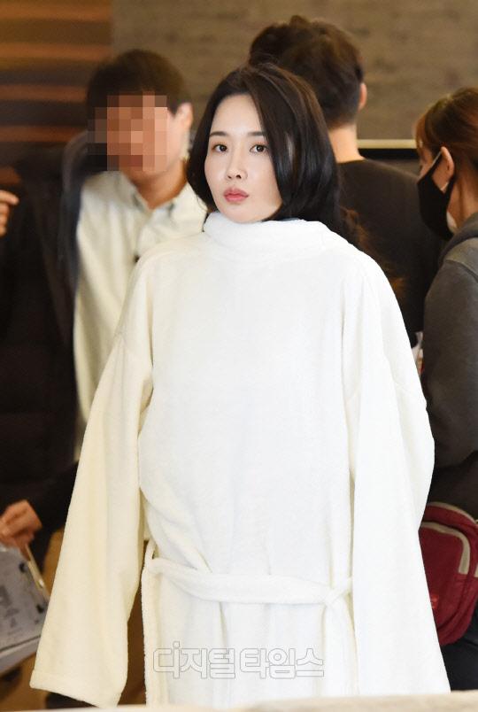 [포토]박청아 `19금 드라마 바벨, 노출 연기는 조심조심`